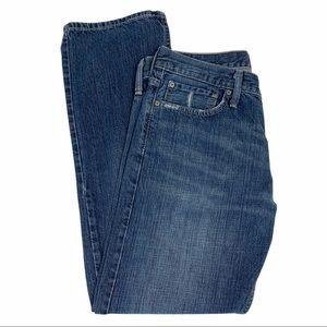 Levi's 514 Slim Straight Medium Wash Denim Jeans